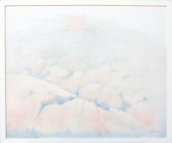 Montefiore Conca - 2012 - Olio su tela 60x50