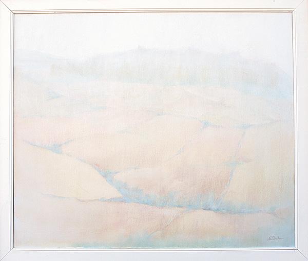 Verso San Marino - Olio su tela 60x70